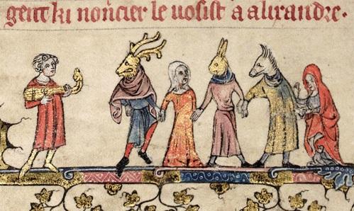 Medieval Christmas 3