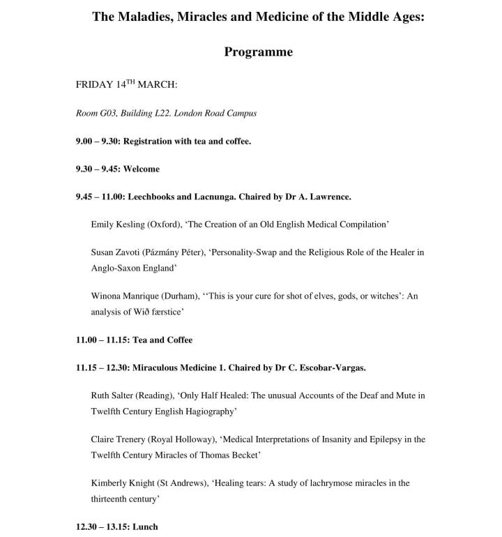 MMM 1 Programme-1