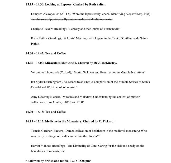 MMM 1 Programme-2